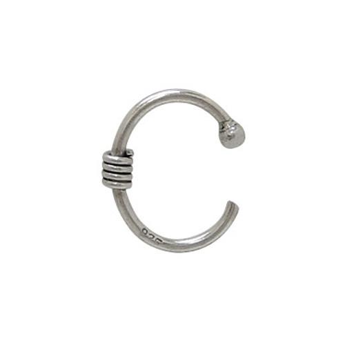 Sterling Silver Lip Clip Non-Piercing
