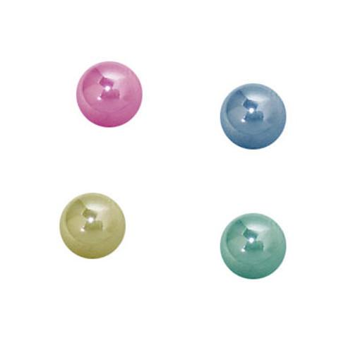 Titanium Threaded Replacement Beads