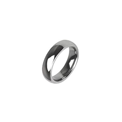 Tungsten Carbide Shiny Ring