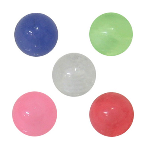 UV Acrylic Replacement Threaded Bead