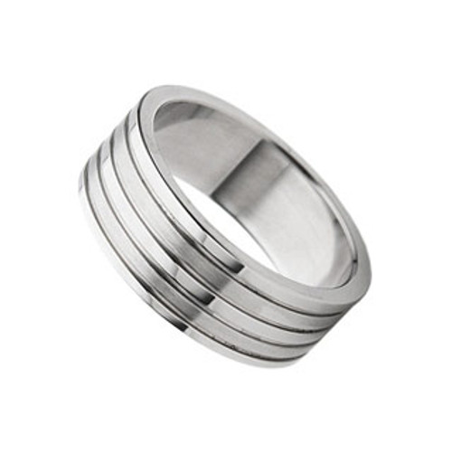 Finger Ring Stainless Steel-1