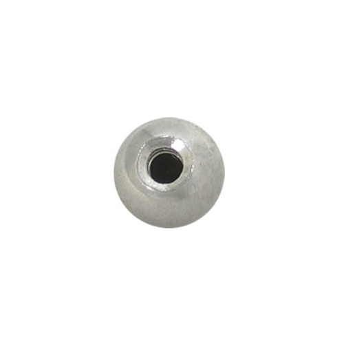 Jeweled Replacement Bead Surgical Steel Threaded-8