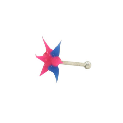 Nose Studs Star Shape Spikes-2