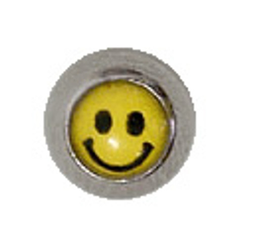 Body jewelry, 316L surgical steel Replacement Bead with Logo, Replacement Bead-4