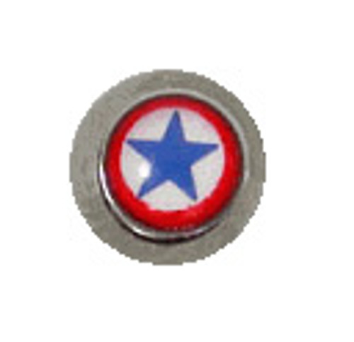 Body jewelry, 316L surgical steel Replacement Bead with Logo, Replacement Bead-5