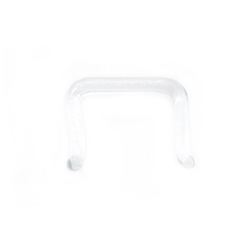 Glass pyrex septum retainer 14G and 16G Available
