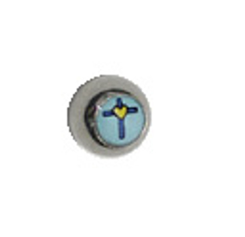 Body jewelry, 316L surgical steel Replacement Bead with Logo, Replacement Bead-7