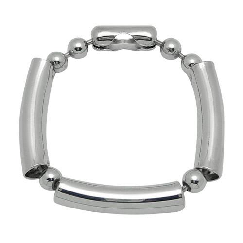 Ball Beads Steel Bracelet