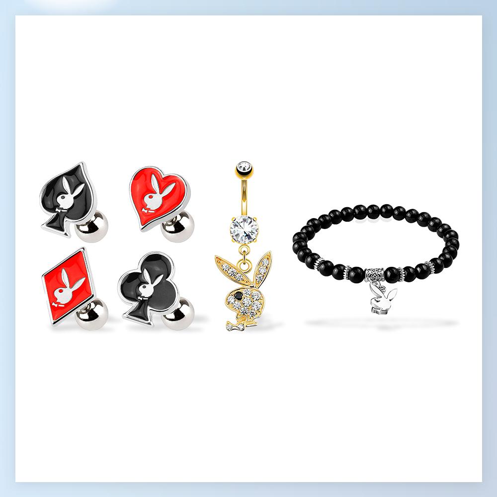 Playboy Jewelry & Licensed Body Jewelry