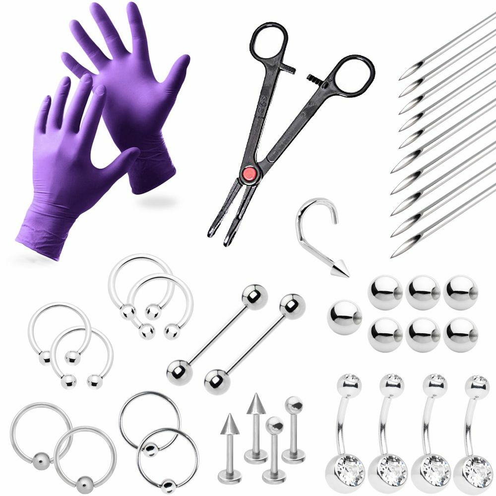 LionGothic Piercing and Tattoo Kits