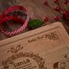 Personalised Santa Platter