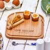 Personalised Breakfast Egg Board - Eggcellent - The Crafty Giraffe