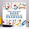Personalised Only the best Dads (tools) Card - The Crafty Giraffe