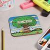 Personalised Apple Tree Coaster - The Crafty Giraffe
