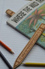 Personalised Pencil Bookmark
