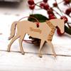 Personalised Horse Farm Animal Pet Decoration - The Crafty Giraffe