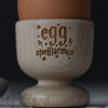 Egg Spelliarmus Egg Cup - The Crafty Giraffe