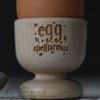 Egg Spelliarmus Egg Cup - The Crafty Giraffe