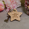 Buy Personalised All my favourite people call me Keyring From The Crafty Giraffe, the home of unique and affordable gifts for loved ones...