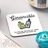 Ginvincible Coaster