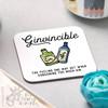 Ginvincible Coaster