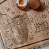 Buy Personalised Breakfast Egg Board - Mermaid From The Crafty Giraffe, the home of unique and affordable gifts for loved ones...
