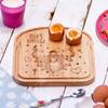 Personalised Breakfast Egg Board - Fairy - The Crafty Giraffe