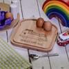 Personalised Breakfast Egg Board - Campervan