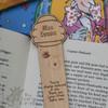 Personalised Beehive Bookmark