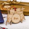 Personalised Drum Kit Decoration