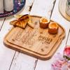 Personalised Breakfast Egg Board - Elephant