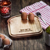 Personalised Breakfast Egg Board - Eggs and Soldiers