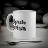 Buy Espresso Patronum Mug From The Crafty Giraffe, the home of unique and affordable gifts for loved ones...