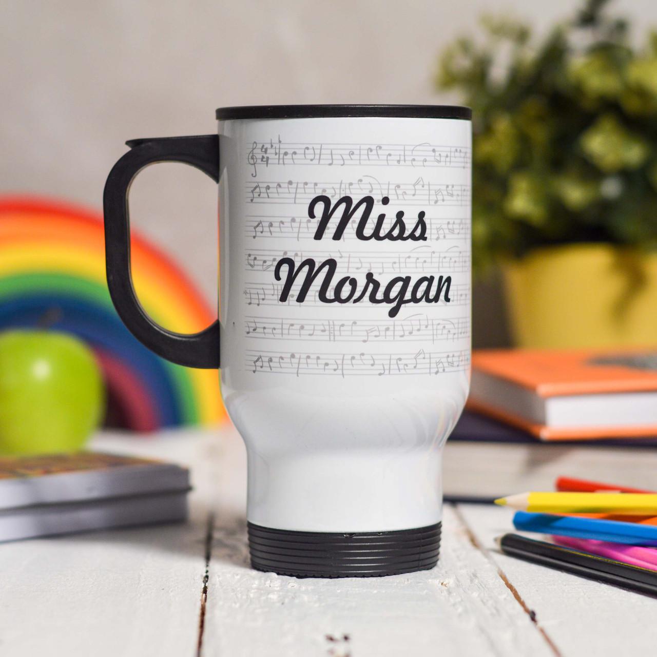 Personalised Music Mug Travel Personalised Mug Personalised Music Music Travel HD9YEW2I