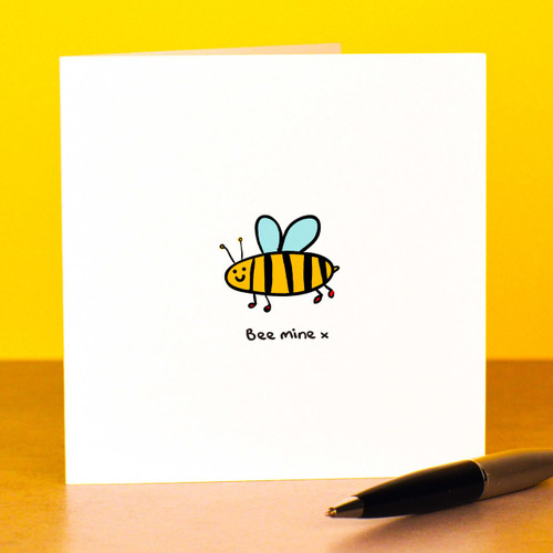 Buy Bee mine Card From The Crafty Giraffe, the home of unique and affordable gifts for loved ones...