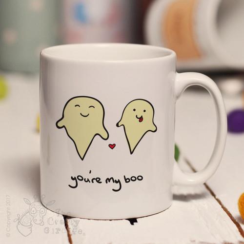 You're my boo mug