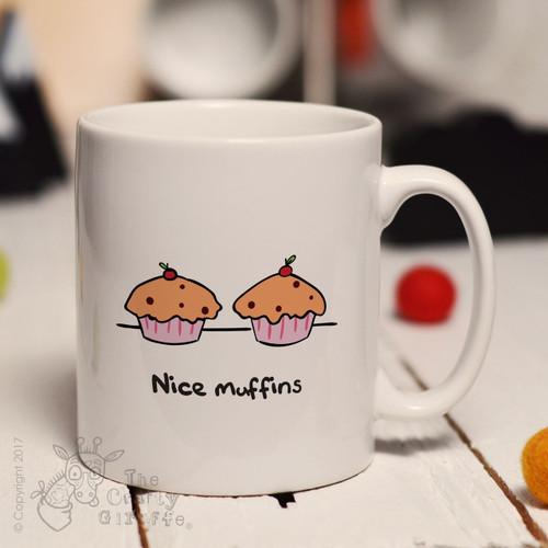 Nice muffins mug