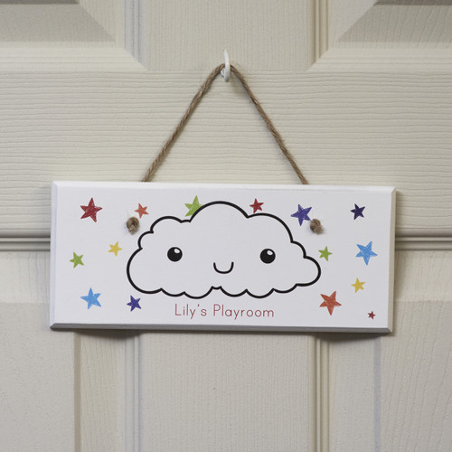 Personalised Cloud Sign