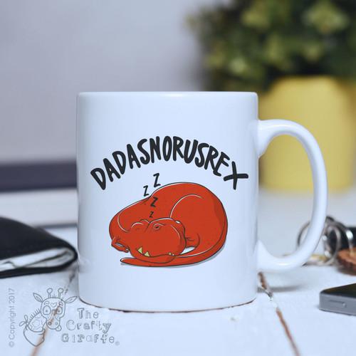 Dadasnorusrex Mug