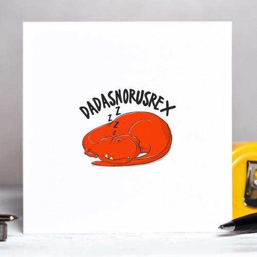 Dadasnorusrex Card