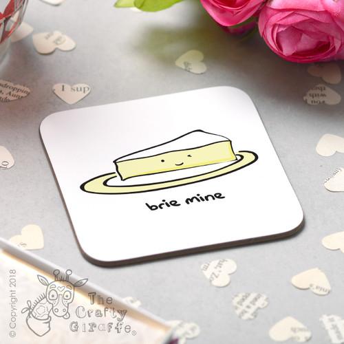 Brie Mine Coaster