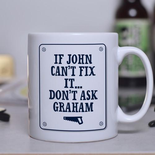 Personalised Mug - 'Don't ask'