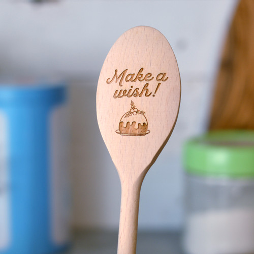 Buy Personalised Make a wish Spoon From The Crafty Giraffe, the home of unique and affordable gifts for loved ones...