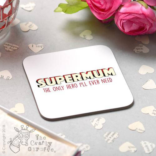 Supermum Coaster