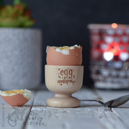 Egg Spelliarmus Egg Cup