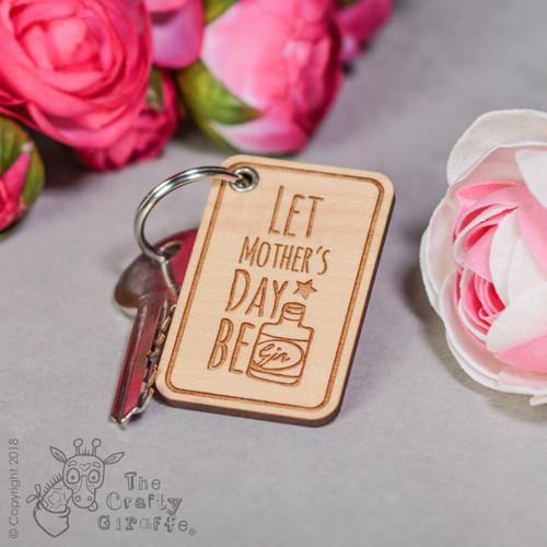 Let Mother's Day BeGIN Keyring