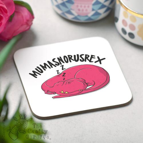Mumasnorusrex Coaster