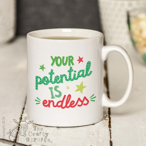 Your potential is endless Mug