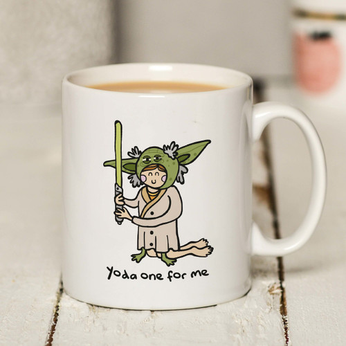 Yoda only one for me Mug
