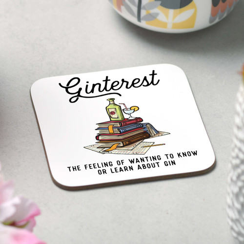Ginterest Coaster